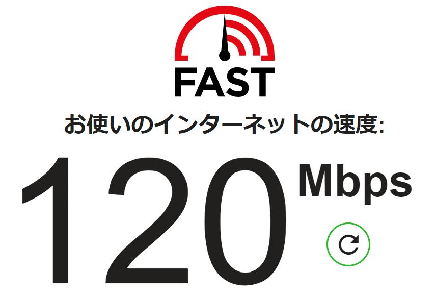 テレワーク SpeedTest
